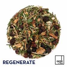 Load image into Gallery viewer, Regenerate | Organic Superhero Herbal | Tart Lemon and Herb
