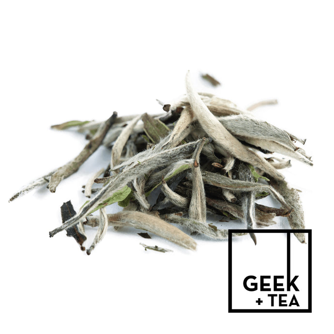Silver Swallow | Organic White Loose Leaf Tea | Estate Tea, 1st Flush
