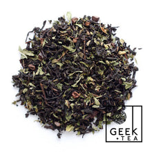 Load image into Gallery viewer, Middle Earth Mint | Peppermint and Cacao Earl Grey Tea | Organic Loose Leaf Tea