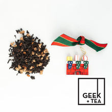 Load image into Gallery viewer, Holiday Spice | Organic Loose Leaf Black Tea | Cinnamon and Cacao