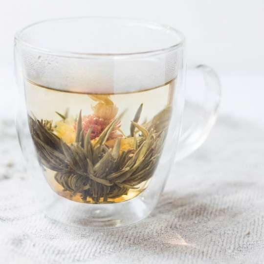 My Precious | Magical Blooming Tea | Organic White Tea and Chrysanthemum
