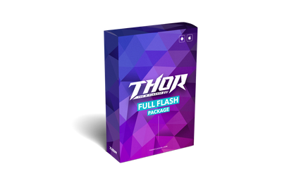 THOR Full Flash Package