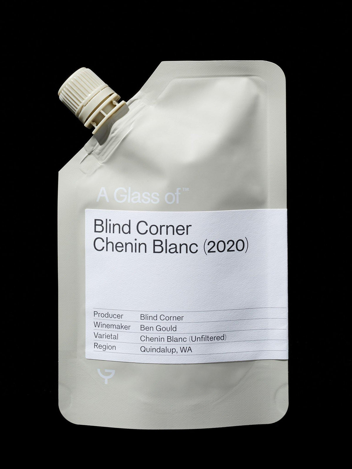 2020 Blind Corner Chenin Blanc -  A Glass of™