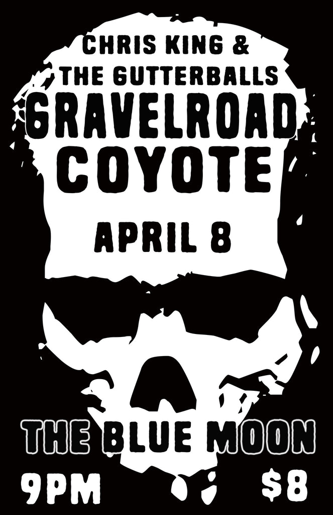 GravelRoad performs at the Blue Moon Anniversary concert series on April 8
