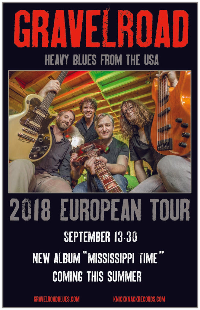 GravelRoad 2018 European Tour Sept 13-30