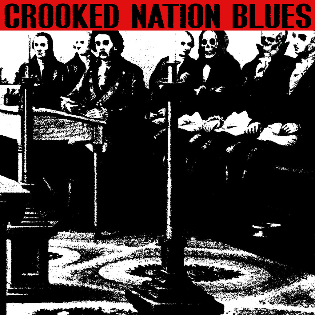"New single from GravelRoad - ""Crooked Nation Blues"""