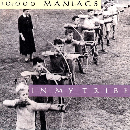 10,000 Maniacs In My Tribe - casette
