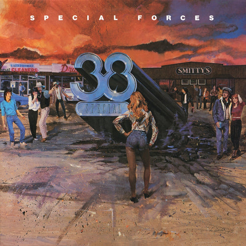 38 Special Special Forces - vinyl LP