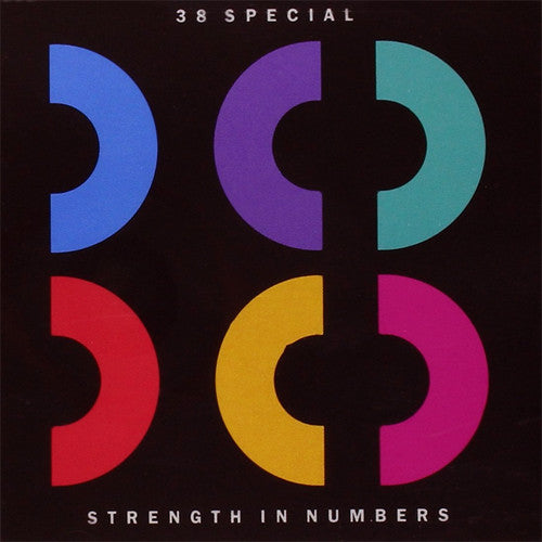 38 Special Strength In Numbers - vinyl LP