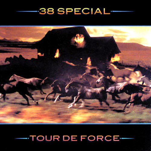 38 Special Tour De Force vinyl LP