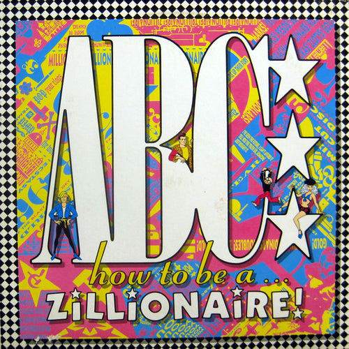 ABC How To Be A Zillionaire - vinyl LP