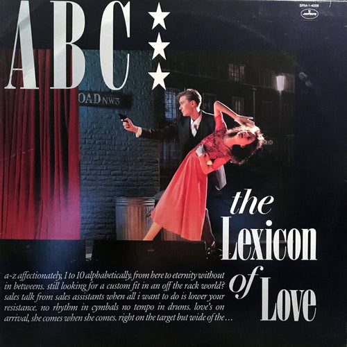 ABC The Lexicon of Love - vinyl LP