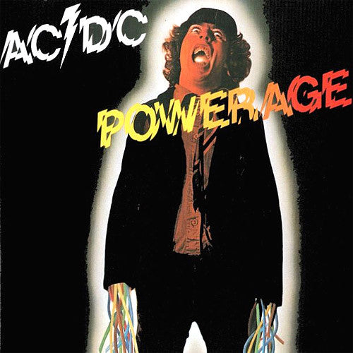 AC/DC Powerage - vinyl LP