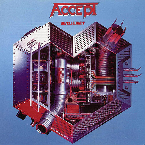 Accept Metal Heart - vinyl LP