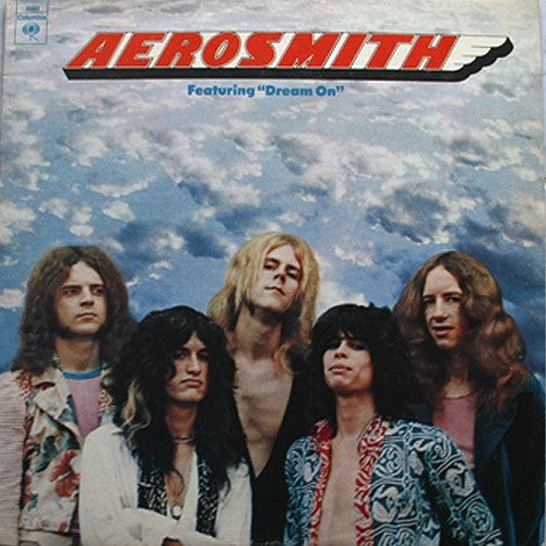 Aerosmith - vinyl LP