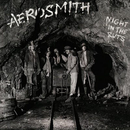 Aerosmith A Night In The Ruts - vinyl LP