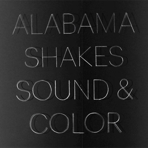 Alabama Shakes Sound & Color - vinyl LP