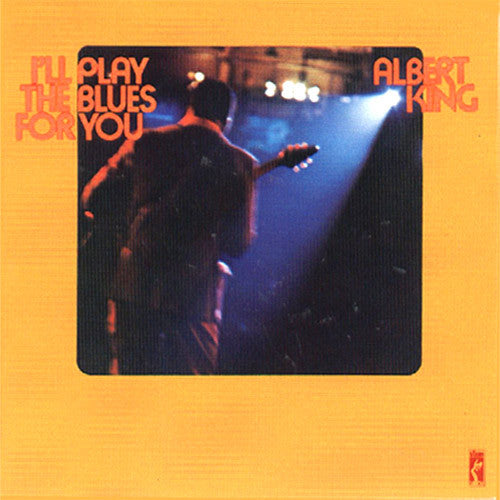 Albert King I'll Play The Blues For You - vinyl LP