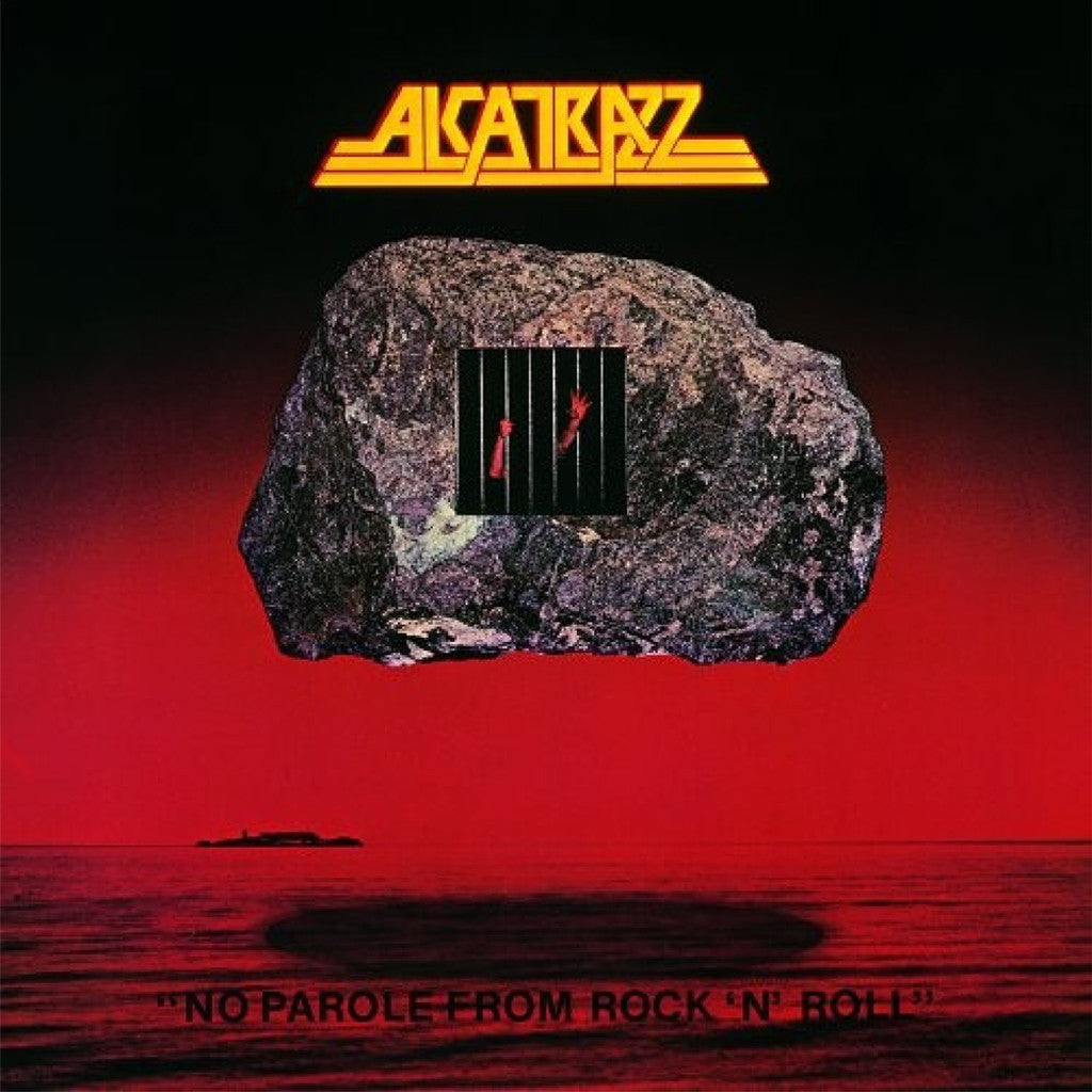 Alcatrazz No Parole From Rock 'N' Roll - cassette