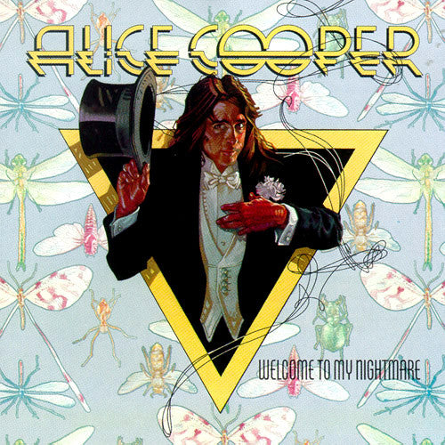 Alice Cooper Welcome To My Nightmare - vinyl LP