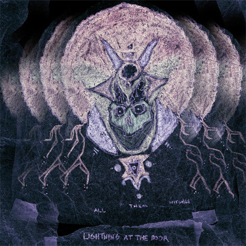 All Them Witches Lightning At The Door - vinyl LP