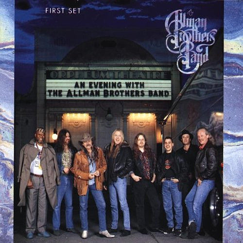 Allman Brothers Band An Evening With The Allman Brothers Band 1st Set - compact disc