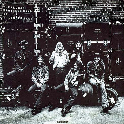 Allman Brothers Band At Fillmore East - vinyl LP