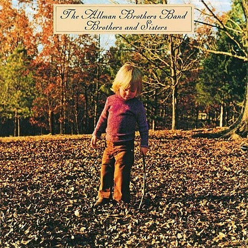 Allman Brothers Band Brothers and Sisters - vinyl LP