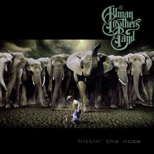 Allman Brothers Band Hittin' The Note - compact disc