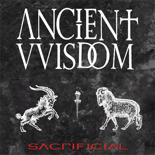 Ancient Wisdom Sacrificial - compact disc