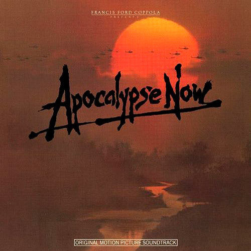 Apocalypse Now motion picture soundtrack - vinyl LP