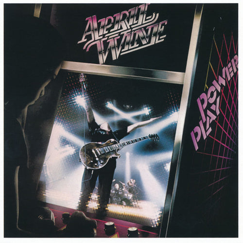 April Wine Power Play - vinyl LP