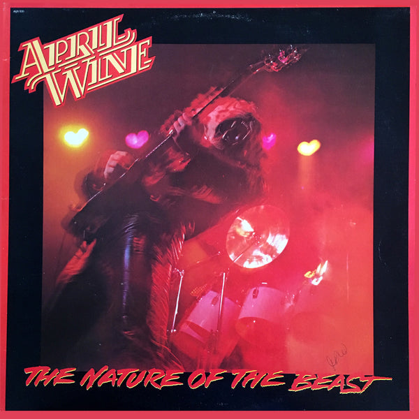 April Wine The Nature Of The Beast - vinyl LP