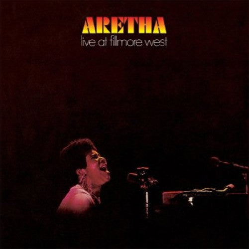 Aretha Franklin Aretha Live at The Fillmore West - vinyl LP