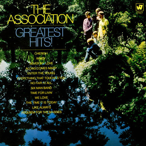 The Association Greatest Hits - vinyl LP
