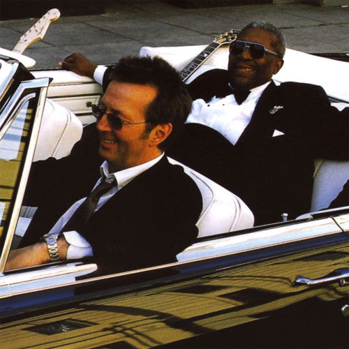 BB King & Eric Clapton Riding With The King - compact disc