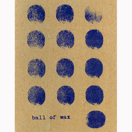 Ball of Wax Audio Quarterly Volume 13 compact disc
