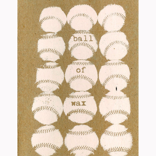 Ball of Wax Audio Quarterly Volume 15 compact disc