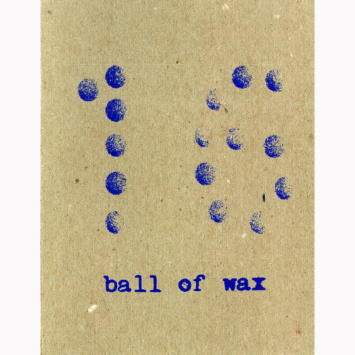 Ball of Wax Audio Quarterly Volume 16 compact disc