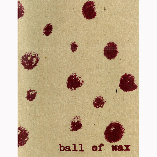 Ball of Wax Audio Quarterly Volume 19 compact disc