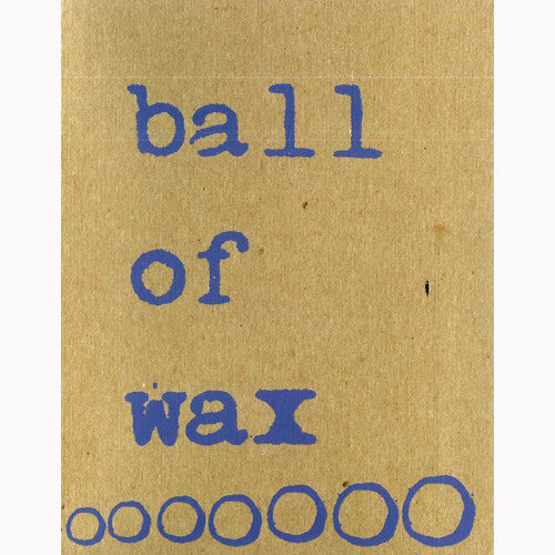 Ball of Wax Audio Quarterly Volume 22 compact disc