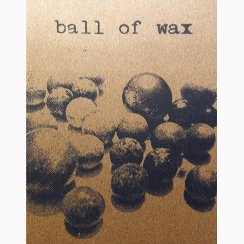 Ball of Wax Audio Quarterly Volume 23 compact disc