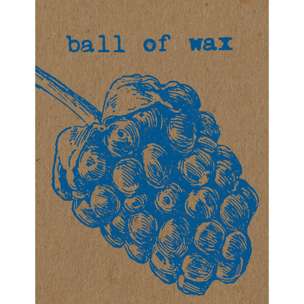 Ball of Wax Audio Quarterly Volume 31 compact disc