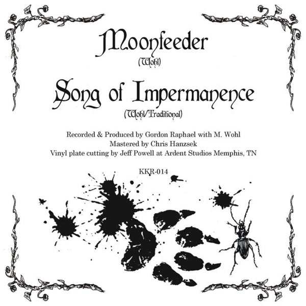 Michael Wohl Moonfeeder/Song of Impermanence - download