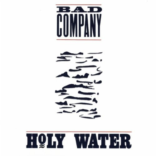 Bad Company Holy Water - vinyl LP