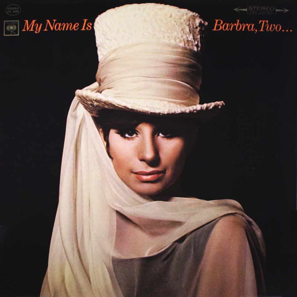 Barbra Streisand My Name Is Barbra, Two - vinyl LP