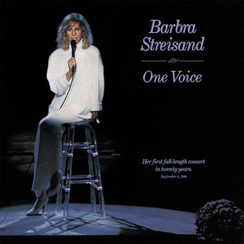 Barbra Streisand One Voice - vinyl LP