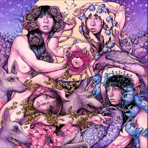 Baroness Purple Album - vinyl LP