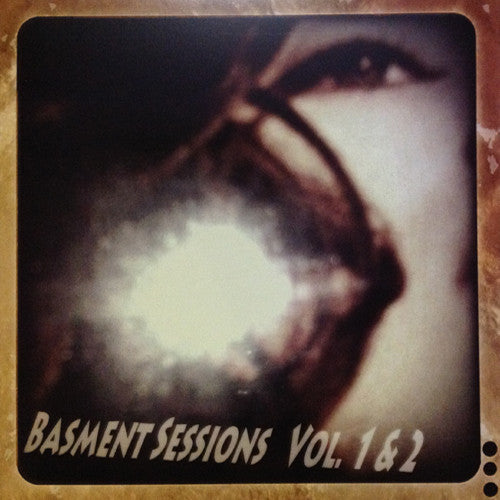 Basement Sessions Volume 1 & 2 yellow vinyl LP