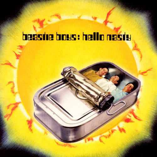 Beastie Boys Hello Nasty - vinyl LP